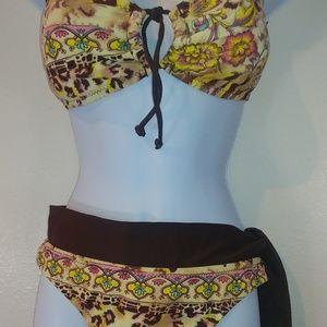 Hot Kiss Bikini Swimsuit